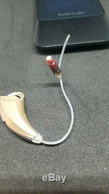 Starkey-Nuear Look Wireless Hearing Aids, & Surflink Bluetooth Remote-streamer
