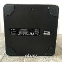 TDK V513 Wireless Bluetooth Sound Cube Speaker No Remote