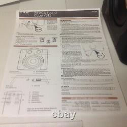TDK-V513 Wireless Bluetooth Sound Cube Speaker withRemote