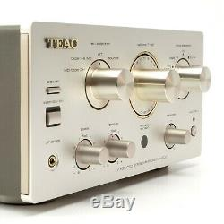 TEAC A-H300 INTEGRATED AMPLIFIER + Wireless Bluetooth Streaming Kit