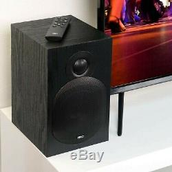 TIBO Plus 2.1 Hi-Fi Active Bluetooth Speakers with Remote Control RCA/ Op