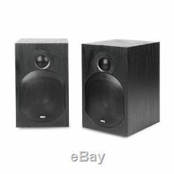 TIBO Plus 3.1 Bookshelf Active Speakers Powered Compact Bluetooth Remote 2X55W