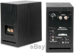 Tibo Plus 2.1 Active Powered Speakers -Bookshelf Bluetooth Loudspeakers + Remote