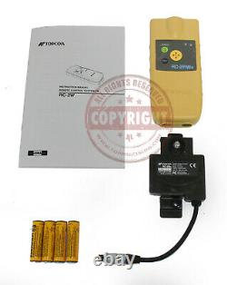 Topcon Rc-2rw Bluetooth Remote For Robotic Total Station, Gpt, Gts, Quick Lock, Rc-2