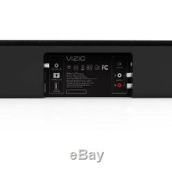 Vizio SB3821 38 2.1 Soundbar with Wireless Subwoofer and Remote
