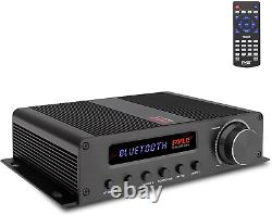 Wireless Bluetooth Home Audio Amplifier 100W 5 Channel Home Theater Power Ster