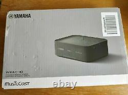 Yamaha WXAD 10 MusicCast Network Wireless Streaming Adapter Bluetooth Airplay