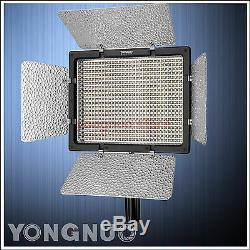 Yongnuo YN-600L II LED Video Light 2.4GHz wireless Remote + Bluetooth App 5500K