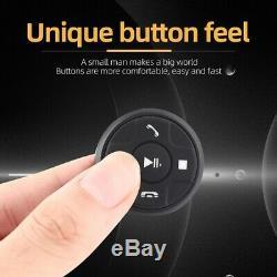 20x12v Sans Fil Universel Volant De Voiture 10 Bouton Bluetooth À Distance Co D1d9