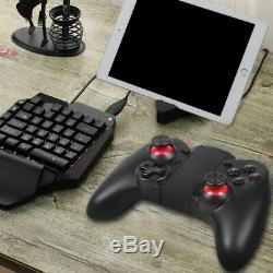 20xx5plus Bluetooth Wireless Gamepad Manette De Jeu Contrôleur À Distance Selfie