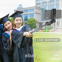 30xbluetooth Selfie Bâton Trépied Avec Détachable Télécommande Sans Fil F E1t2
