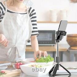 30xl02 Selfie Memory Stick Monopode Bluetooth Trépied Avec Télécommande Sans Fil Obturateur D3f1