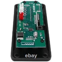 50xwireless Bluetooth Mp3 Wma Decoder Board Remote Control Player 12v Audio