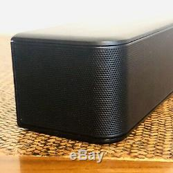 5 Bose Solo Sans Fil Bluetooth Système Tv Soundbar Complet Avec Télécommande