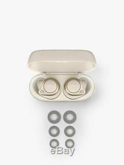 75t Jabra Elite Sans Fil Bluetooth Vrai Écouteurs Intra-auriculaires Avec Micro / Télécommande, D'or