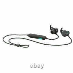 Akg Bluetooth Earphones Canal Type Noir N200abtblk Télécommande Sans Fil