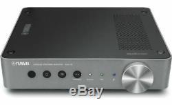 Amplificateur De Diffusion Sans Fil Yamaha Wxa-50 Musiccast Avec Wi-fi Et Bluetooth