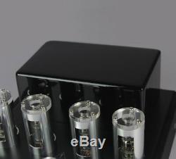Amplificateur De Puissance Hifi D'amplificateur Audio De Tube À Vide Sans Fil De Bluetooth De Bluetooth Usb 220v