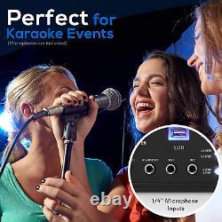 Amplificateur Stéréo Hybride Bluetooth Sans Fil Multicanaux De Puissance De 3000 Watts