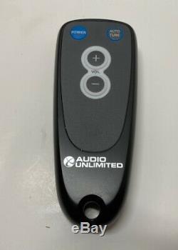 Audio Illimité 900mhz Sans Fil Intérieur / Extérieur 2 Avec Haut-parleur À Distance Et Émetteur