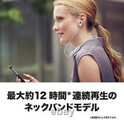 Audio-technica Écouteur Sans Fil Bluetooth Télécommande Avec Microphon Nouveau