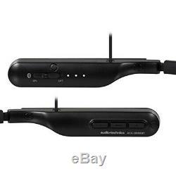 Audio-technica Sans Fil Bluetooth Écouteurs Télécommande Micro Haut Quali Nouveau