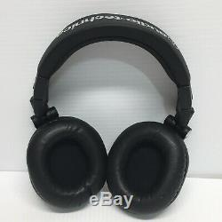 Audiotechnica Ath-m50xbt Sans Fil Sur-ear Avec Télécommande Et Microphone