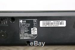 Barre De Son 35w Lg Nb3520a + Subwoofer Sans Fil S54a1-d Et Télécommande Fonctionne Bien