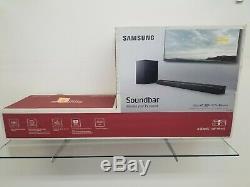 Barre De Son À 2,1 Canaux Samsung Hw-mm45 Avec Caisson De Basse Sans Fil Avec Télécommande