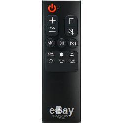 Barre De Son Audio Haute Résolution 2.1 Canaux Lg Sk8y Avec Subwoofer Et Télécommande, Dolby Atmos
