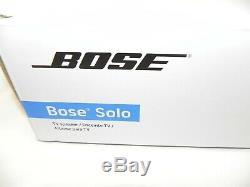 Barre De Son Bose Solo Tv Bluetooth Modèle Bluetooth 418775 Grand Son À Distance