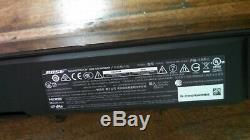 Barre De Son Bose Soundtouch 300 Avec Télécommande Universelle Noir Très Bon État