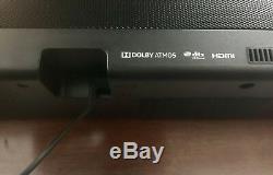 Barre De Son Samsung Hw-k950, Subwoofer, Deux Haut-parleurs Arrière, Télécommande, Câbles D'alimentation