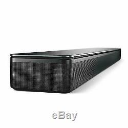 Barre De Son Sans Fil Bluetooth Bose Soundtouch 300 Avec Télécommande, Noir