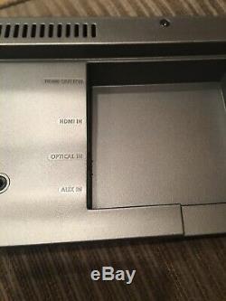 Barre De Son Tv Courbée Samsung Hw-h7501 Avec Subwoofer 320w Bluetooth 8.1 Ch Et Télécommande