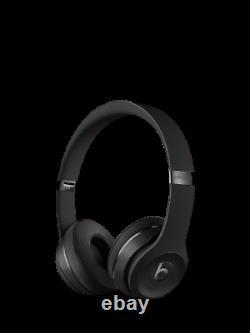 Beats Solo 3 Wireless Bluetooth On-ear Headphones Avec Mic/remote, Black Uk