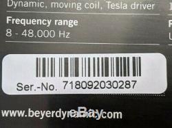 Beyerdynamic Xelento À Distance Tesla Casque Intra-auriculaire Pour Les Appareils Mobiles