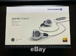 Beyerdynamic Xelento Tesla À Distance Écouteurs Intra-auriculaires