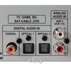 Bluetooth Système Home Cinéma 1000w Audio Son Surround Dolby 5.1 Avec Télécommande Nouveau