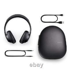 Bose 700 Bruit Annuler Les Écouteurs Bluetooth Sans Fil Avec Mic/remot
