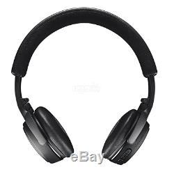 Bose 714675-0030-auriculaire Sans Fil Bluetooth Casque Avec Micro-télécommande (noir)