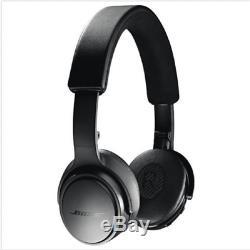 Bose 714675-0030-auriculaire Sans Fil Bluetooth Casque Withmic-télécommande (noir) Nouveau