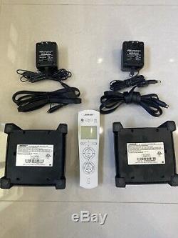 Bose Al8 Wireless Home Link Récepteur Audio Set Et Multi-composants Télécommande