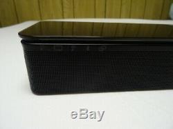 Bose Black Soundtouch 300 Soundbar Haut-parleur Avec Télécommande Oem