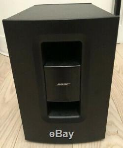 Bose Cinemate 120 Home Theater System Avec Soundtouch Adaptateur Sans Fil + Telecommande