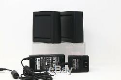 Bose Lifestyle Ps48 III Sl2 V35 Système Complet Stands À Distance Sans Fil Surround