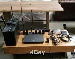 Bose Ps48 Iii, Bose Sl2 & Bose Av35 Système Complet Avec Supports Et À Distance