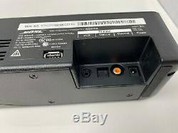 Bose Solo 5 Tv Noir Système Audio Avec Télécommande Sans Fil Bluetooth 418775 Haut-parleur