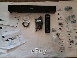 Bose Solo 5 Tv Son Système Avec Noir Bluetooth À Distance
