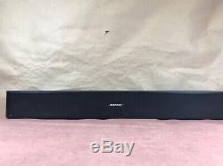 Bose Solo 5 Tv Soundbar Sound System 418775 Avec Télécommande
